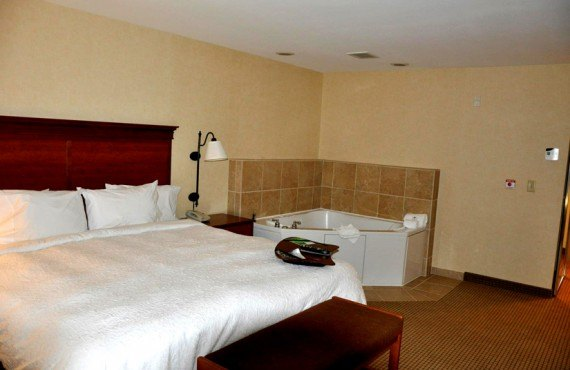 Hampton Inn Rock Springs - Suite lit King