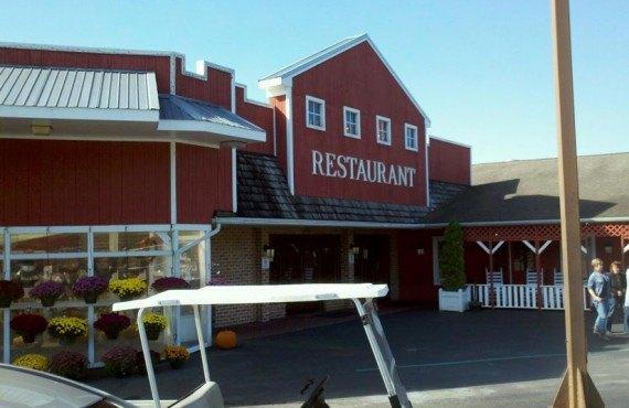 Hershey Farm - Lr restaurant
