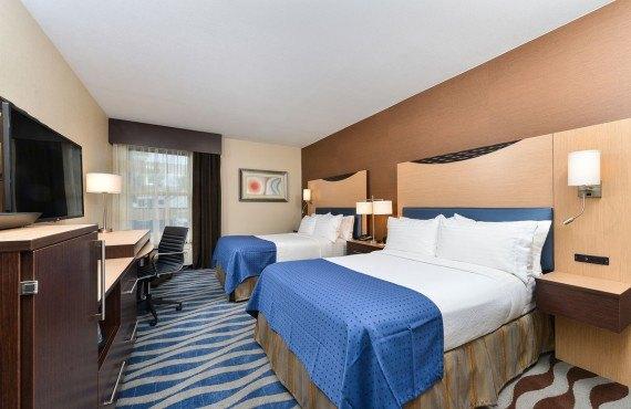 Holiday Inn Cody - Chambre 2 lits