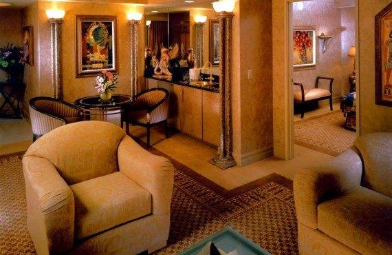 Hôtel Luxor - Suite
