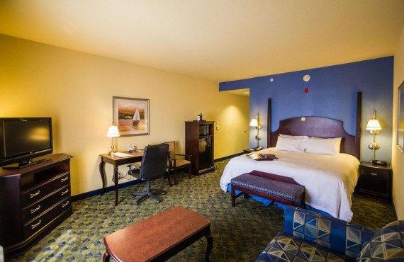 Chambre à 1 lit