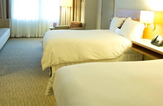 Intercontinental The Clement - Chambre 2 lits