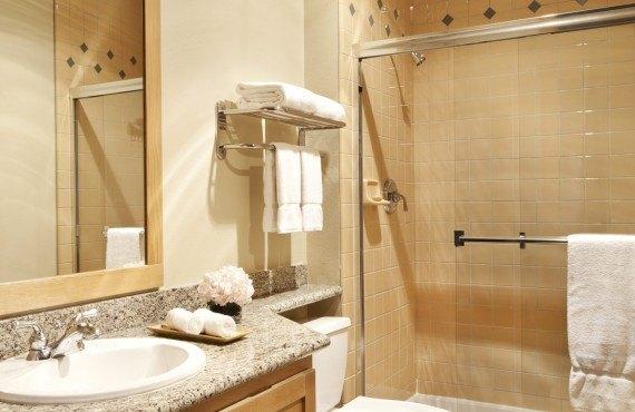 Condo 2 chambres - Salle de bain