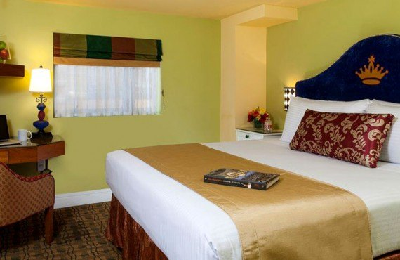 King George Hotel - Chambre deluxe