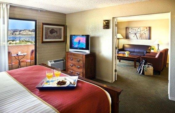 Lake Powell Resort – Suite