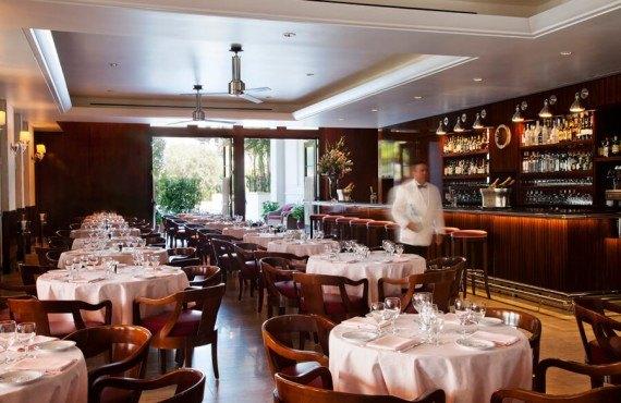 Le restaurant italien de l'hôtel