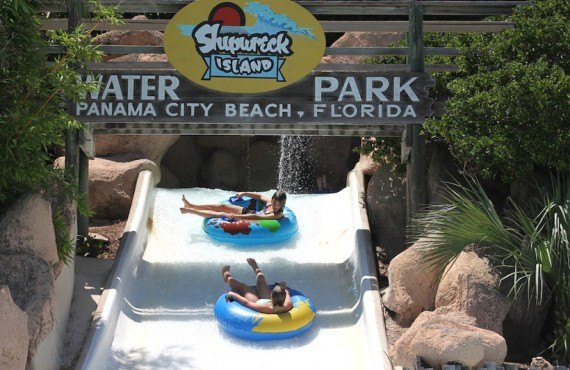 Water Park - Panama City Beach, FL.