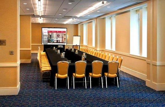 Philadelphia Marriott Downtown - Salle de réunion