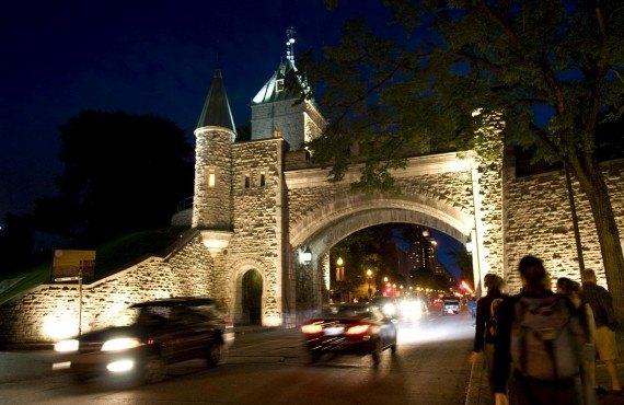 Les portes St-Louis, Vieux-Québec