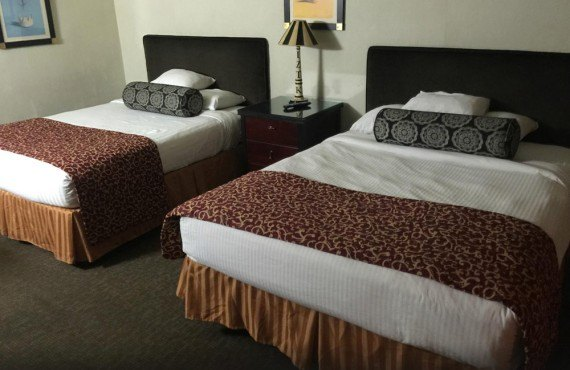 Ramada Barstow - Chambre 2 lits King
