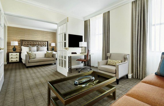 Ritz Carlton Philadelphia - Suite