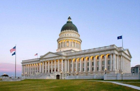 Le capitole de l'Utah