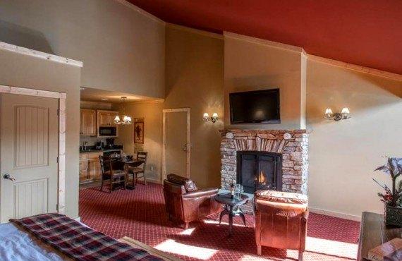 Sierra Nevada Resort - Suite lit King