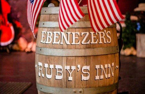 Ebenezer's Ruby's Inn