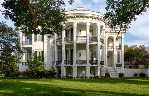 Nottoway Plantation, White Castle