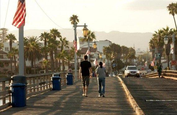 Stearns Wharf, Santa Barbara