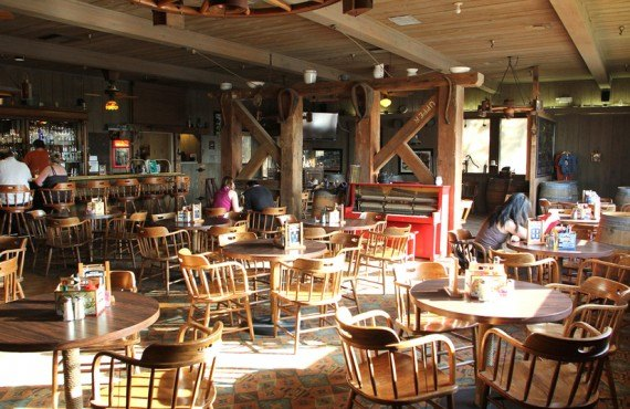 Stovepipe Wells - Badwater Saloon