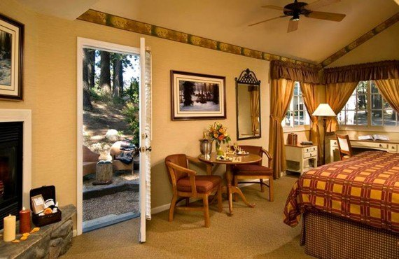 Tenaya Lodge - Chambre avec foyer