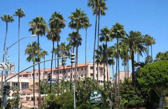 Hôtel Beverly Hills