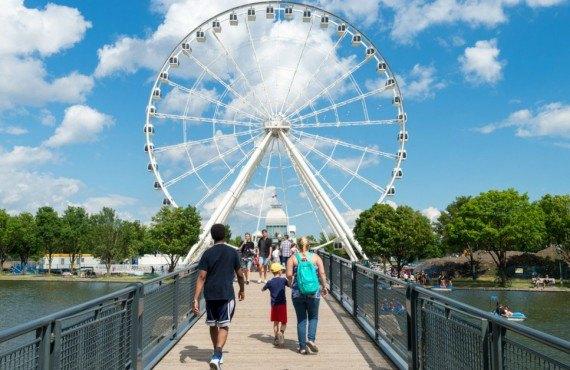 Parc d'attractions - La ronde