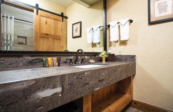 Tenaya Lodge - Salle de bain