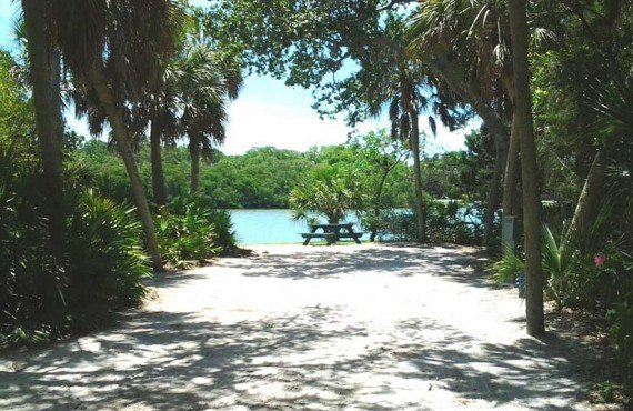 Camping-Fort-DeSoto-Site-1