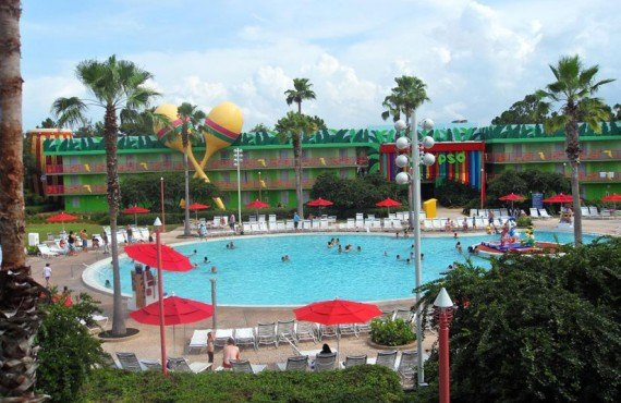 Disney-All-Star-Music-Orlando-Piscine