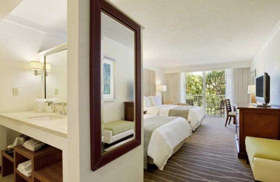 Hilton-Key-Largo-Resort-Chambre