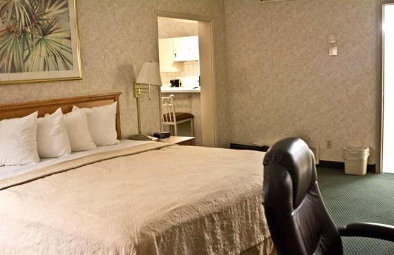 Ashlan Inn Fresno - Chambre