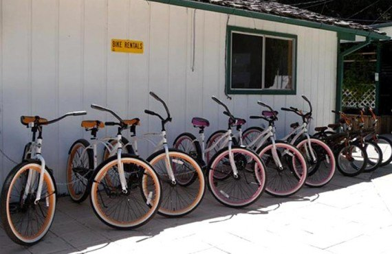 Avila Pismo Beach KOA - Location de vélos