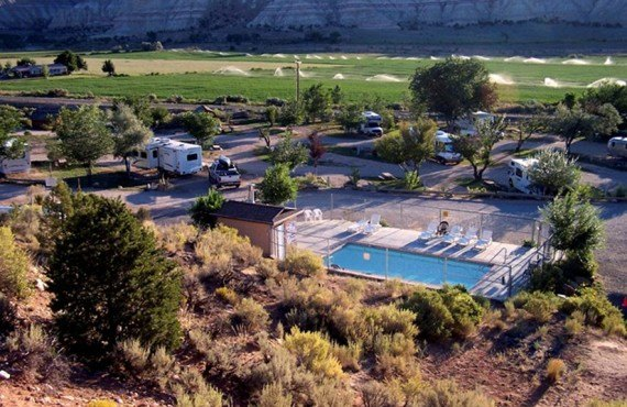Camping Bryce Valley Koa - Piscine