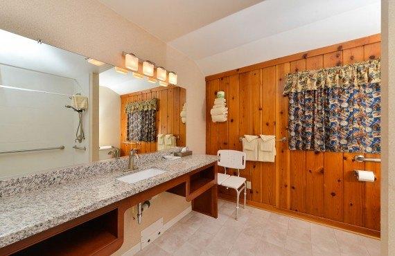 Buffalo Bill Cabin Village - Salle de bain