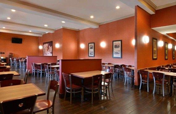 Best Western Stovalls Inn - Salle à manger