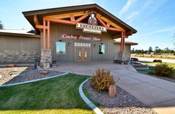 Best Western Ruby's Inn - Cowboy dinner show