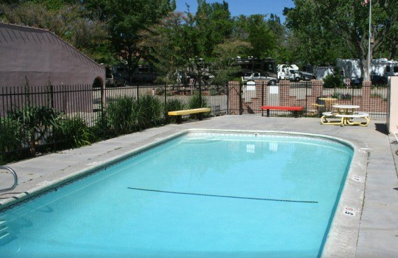 Camping Canyonlands - Piscine