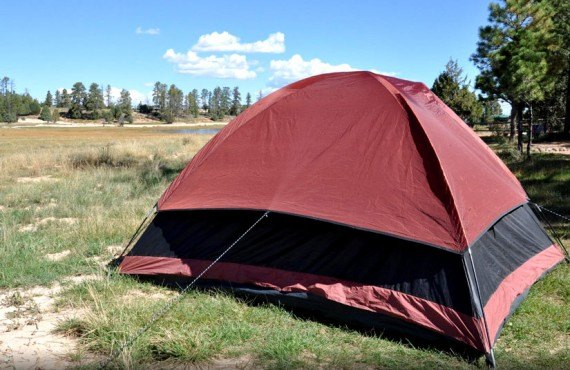 Camping Ruby's Inn - Tente