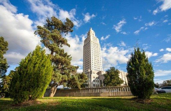 Capitole de l'État de la Louisiane