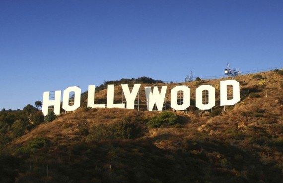 Célèbre enseigne de Hollywood