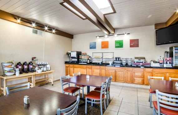 Comfort Inn Big Sky - Petit-déjeuner