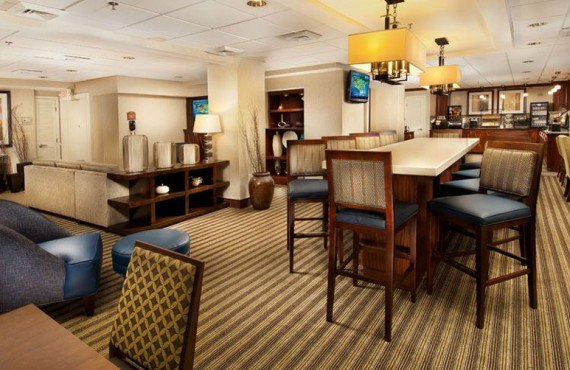 Comfort Inn Downtown - Restaurant