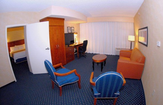 Courtyard by Marriott - Suite
