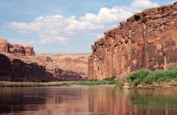 Fleuve Colorado, Moab, UT