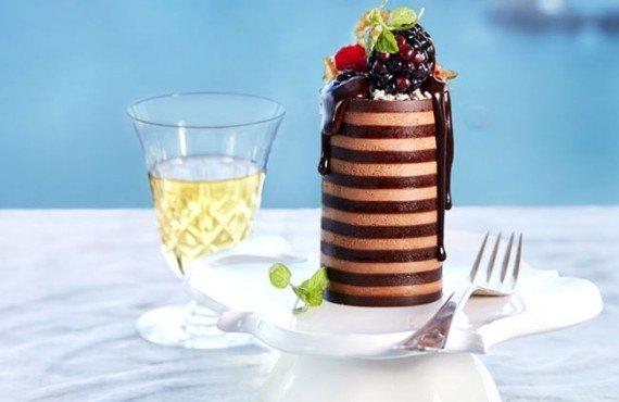 Dessert du restaurant 360