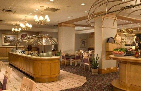 The Café Restaurant