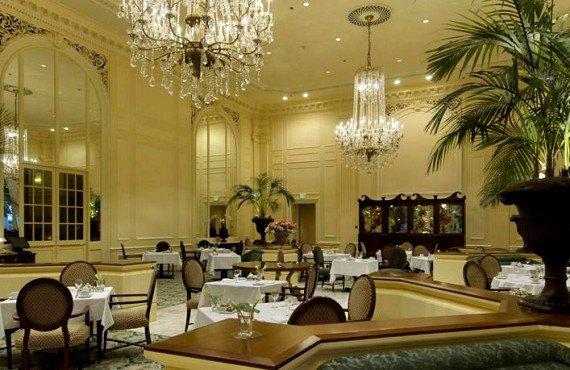 Restaurant The Georgian