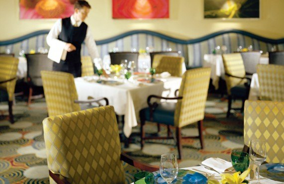 Le restaurant Epic