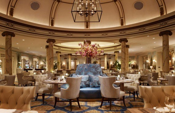 Fairmont San Francisco - Le restaurant