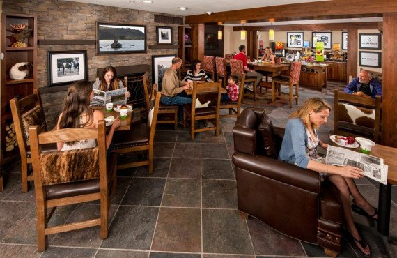 Hampton-Inn-Jackson-Hole-Salle à manger