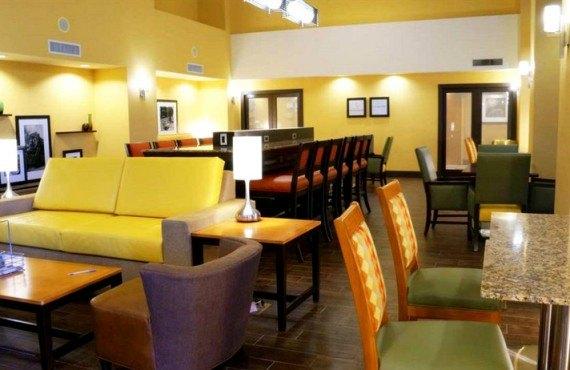 Hampton Inn Kingman - Salle à manger