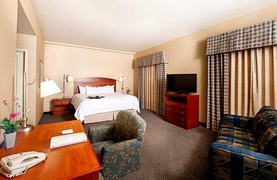 Hampton Inn North Conway - Suite